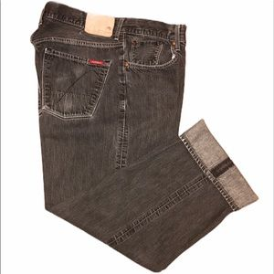 """VTG Guess jeans relaxed black W34""""X L30"""""""